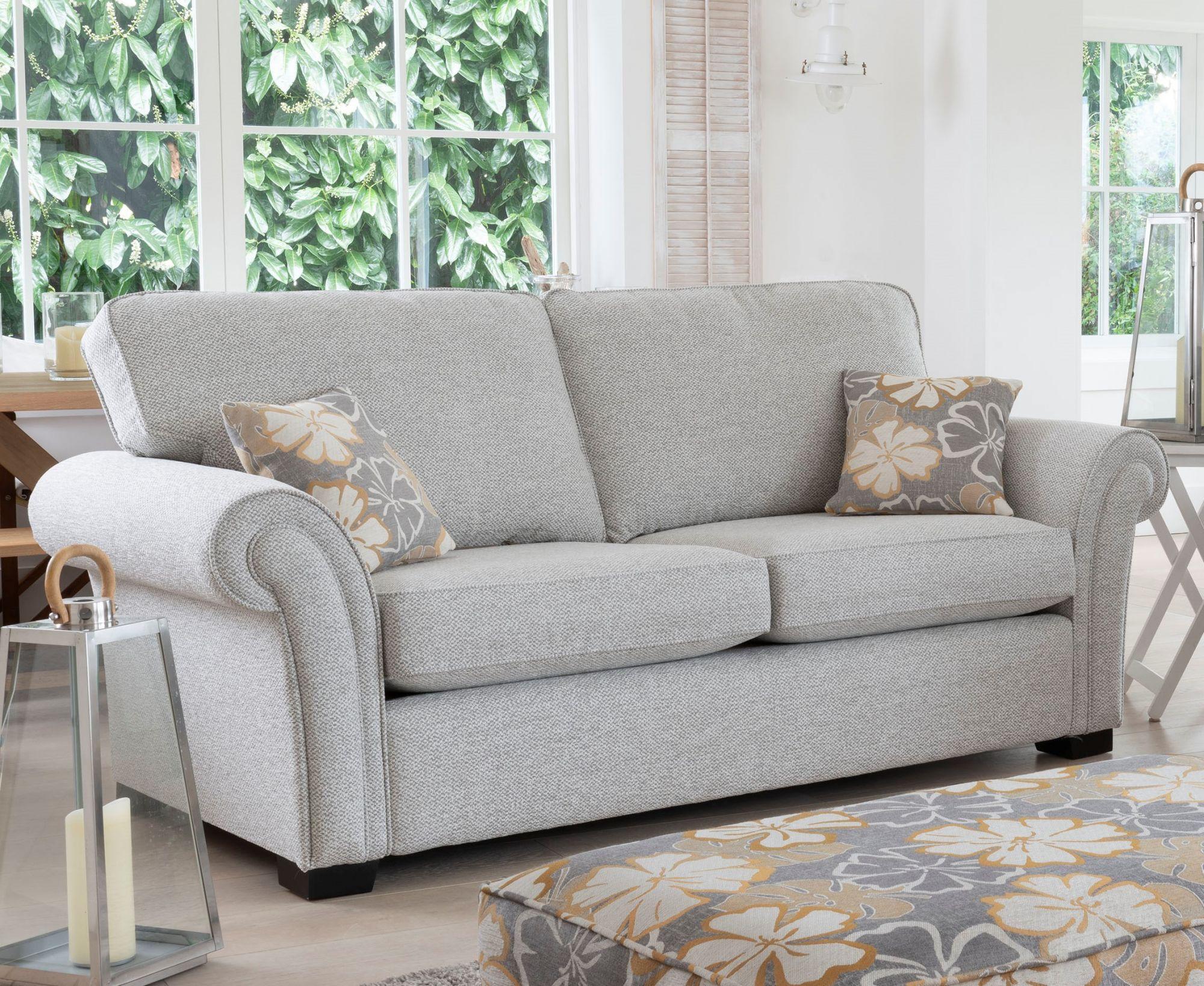 Alstons Lancaster 3 Seater Sofa Medium Sofas Living Homes