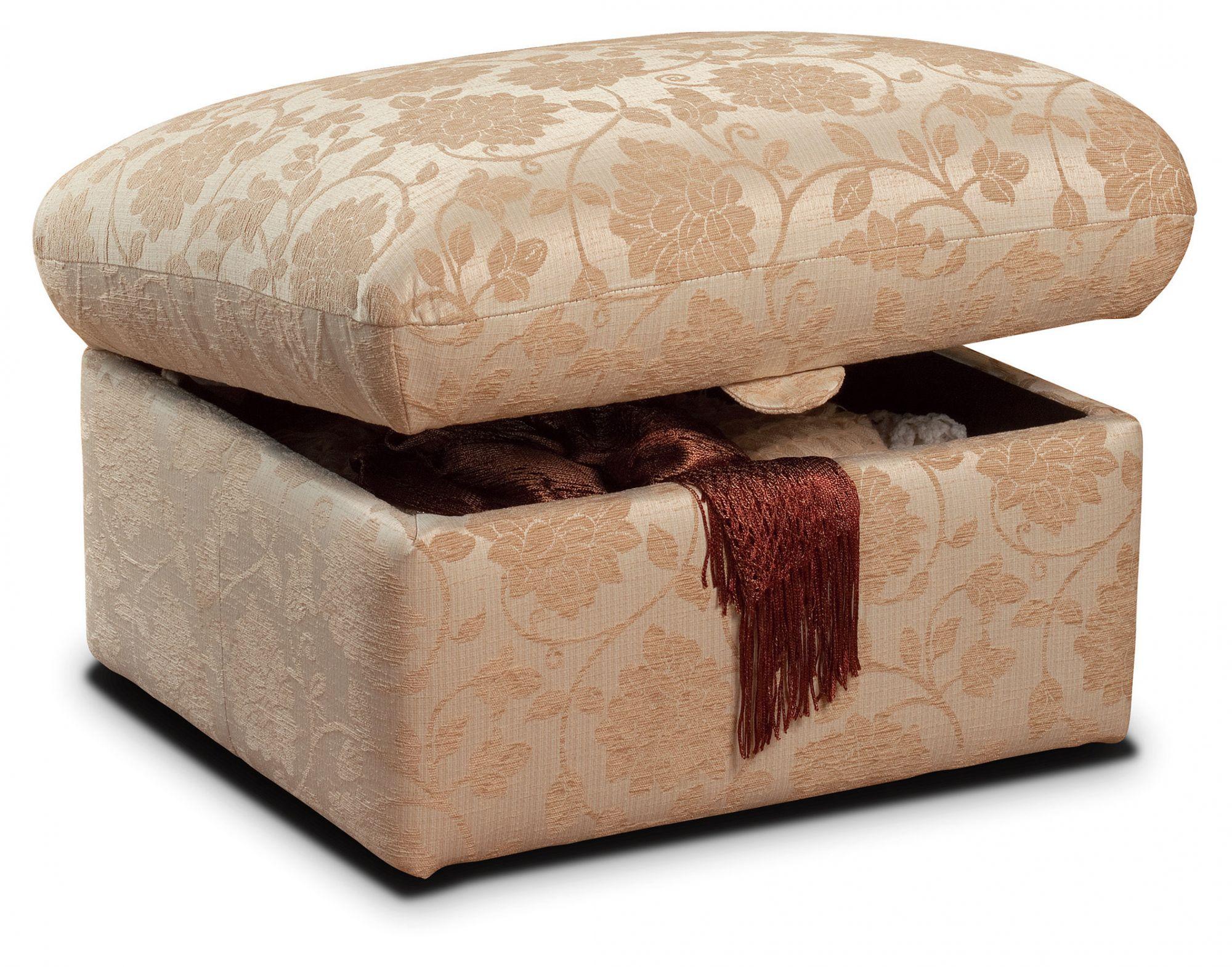 Ottomans Sherborne Ottoman Large: Sherborne Upholstery Sherborne Standard Stool/Box