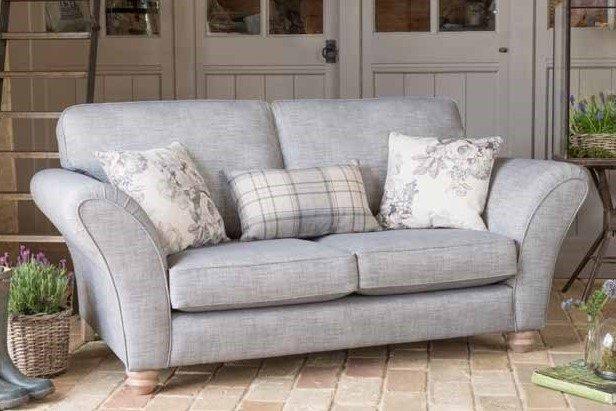 Alstons Aspen 2 Seater Sofa Standard Back Small Sofas