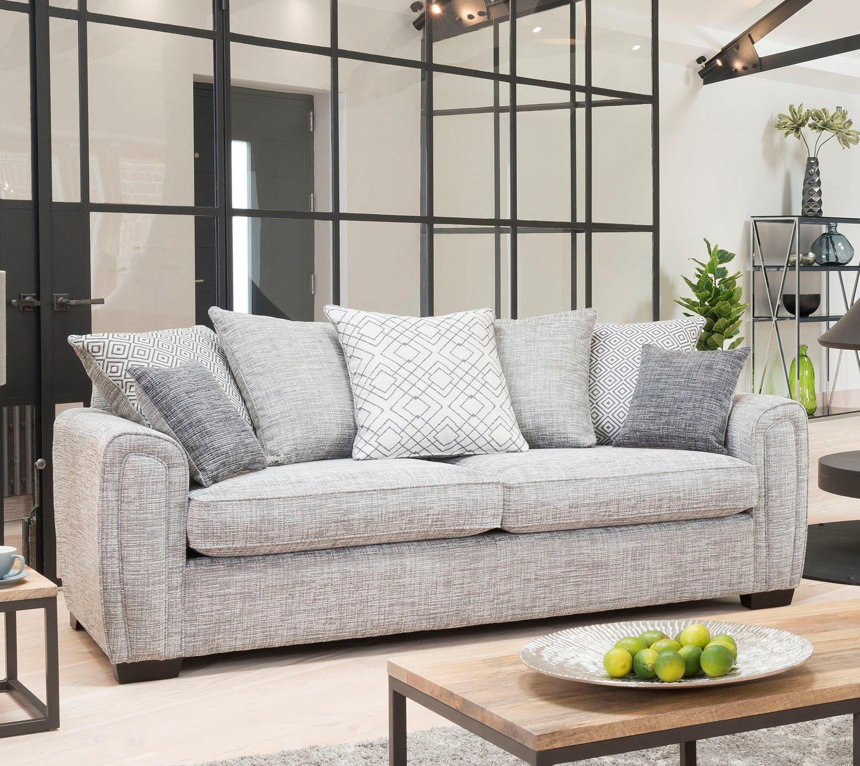 Alstons Memphis Grand Sofa Large Sofas Living Homes