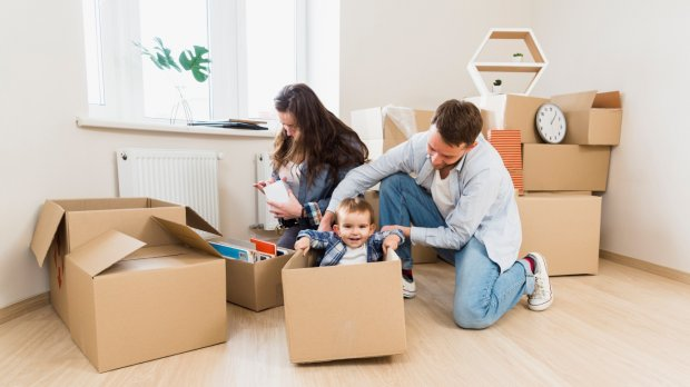 5 Hacks for Moving Home Without the Stress