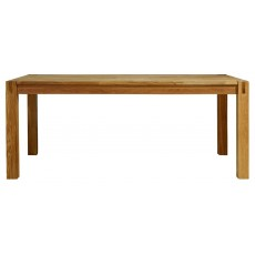 Regis Oak 180x90cm Dining Table
