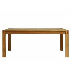 Regis Oak 140x90cm Dining Table