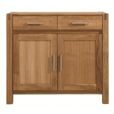 Regis Oak 2 Door 2 Drawer Sideboard
