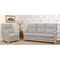 Yeoman Upholstery Grace/Kelly 3 Seater Sofa