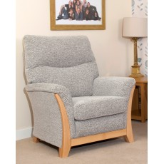 Yeoman Upholstery Grace/Kelly Chair