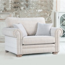 Alstons Cambridge Snuggler Chair
