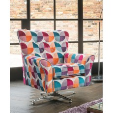 Alstons Camden Swivel Chair