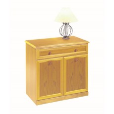 Sutcliffe Trafalgar 2 Door 1 Drawer Sideboard