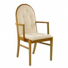 Sutcliffe Trafalgar Droxford Dining Carver Arm Chair