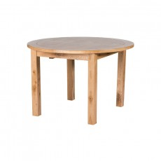 Willis & Gambier Normandy Dining Round Extending Dining Table