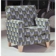 Alstons Hawk Penthouse Accent Chair