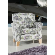 Alstons Spitfire Gallery Accent Chair