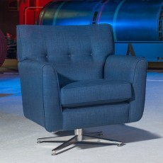 Alstons Spitfire Swivel Chair