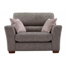 Ashwood Plaza Cuddler Chair
