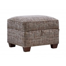 Ashwood Lewis Storage Footstool