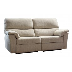 Ashwood Hamilton Fixed 3 Seater Sofa