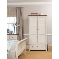 Baker Cotleigh Bedroom Large Double Wardrobe