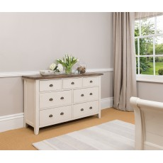 Baker Cotleigh Bedroom 7 Drawer Wide Chest