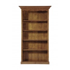 Baker Reclaimed Office Medium 5 Shelf Bookcase