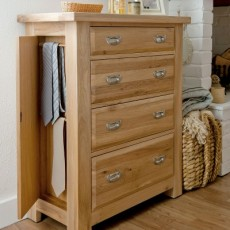 WIllis & Gambier Tuscany Hills Bedroom 4 Drawer Chest