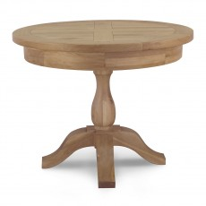WIllis & Gambier Tuscany Hills Dining Round Extending Dining Table