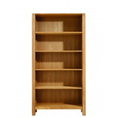 Regis Oak Bookcase