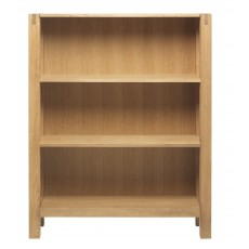 Regis Oak Low Bookcase
