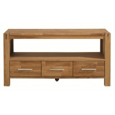 Regis Oak TV Unit