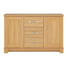 Kingstown Dalby 2 Door 3 Centre Drawer Sideboard