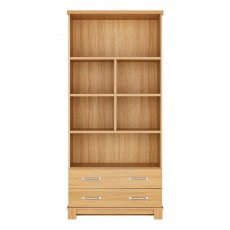 Kingstown Dalby 2 Drawer Bookcase