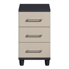 Halogen 3 Drawer Narrow Chest