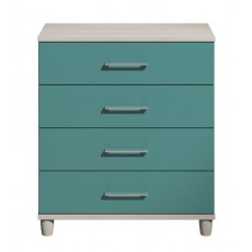 Halogen 4 Drawer Chest