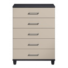 Halogen 5 Drawer Large Chest