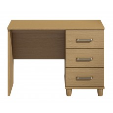 Decade Single Pedestal Dressing Table