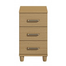 Decade 3 Drawer Narrow Chest