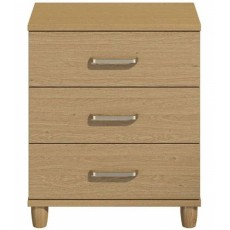 Decade 3 Drawer Wide Chest