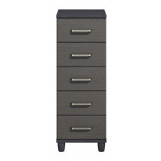 Decade 5 Drawer Narrow Chest