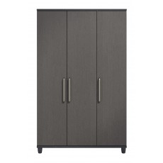 Decade 3 Door Wardrobe with Shelf Pack