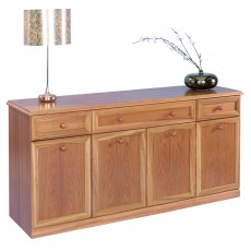 Sutcliffe Trafalgar 4 Door 3 Drawer Sideboard