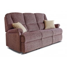 Sherborne Milburn Small Fixed 3 Seater Sofa