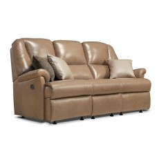 Sherborne Milburn Small Reclining 3 Seater Sofa