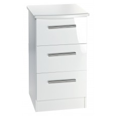 Welcome Infinity 3 Drawer Locker