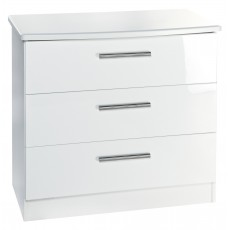 Welcome Infinity 3 Drawer Chest