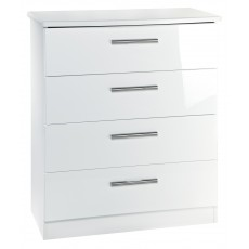 Welcome Infinity 4 Drawer Chest