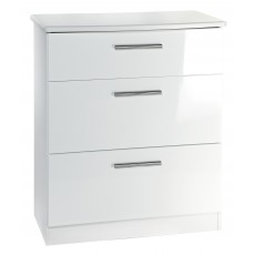 Welcome Infinity 3 Drawer Deep Chest