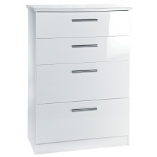 Welcome Infinity 4 Drawer Deep Chest