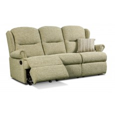 Sherborne Malvern Small Reclining 3 Seater Sofa