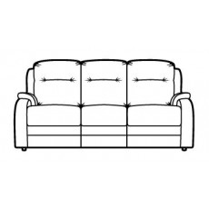 Parker Knoll Boston 3 Seater Sofa
