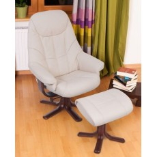 Elano Globe Relaxer Chair & Footstool (Stock Colour)